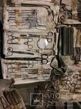 Медицинские инструменты времён II мировой войны 3 Рейх