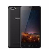 Doogee X20 Black 5.0'' 3G, 2ГБ/16ГБ + подарок