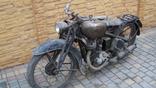 Ретро мотоцикл DKW 125,1935 г. photo 1