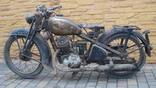Ретро мотоцикл DKW 125,1935 г. photo 2