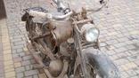 Ретро мотоцикл DKW 125,1935 г. photo 3