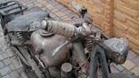 Ретро мотоцикл DKW 125,1935 г. photo 4