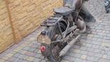 Ретро мотоцикл DKW 125,1935 г. photo 5