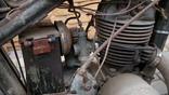 Ретро мотоцикл DKW 125,1935 г. photo 7