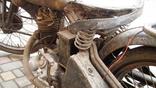 Ретро мотоцикл DKW 125,1935 г. photo 11