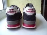 Кросовки New Balance 574 (Розмір-44.5) photo 3