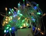 Новорічна гірлянда Нитка LED на 200 лампочок.