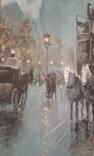 Картина Париж.площадь Мадлен photo 5