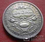 Флорин 1927 Австралия Парламент серебро (е.1.3)_