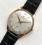 Золотые часы Zenith 18K photo 3