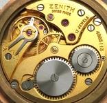 Золотые часы Zenith 18K photo 9