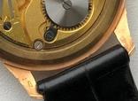 Золотые часы Zenith 18K photo 11