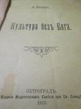 Культура без бога. 1917 год ., фото №6