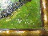 """Картина """" Скачки"""" є підпис 1915 рік photo 4"""