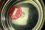 Коллекционная пивная кружка. Олово. Клеймо. Германия. (0417) photo 8