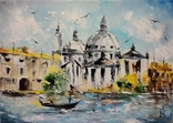 У берегов Венеции. И.Мовчан photo 1