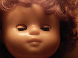 Кукла родом из ссср.Рост 54см вес 600 грам