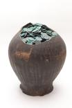 Клад скарб боратинок (солідів) 7300 штук разом з глечиком photo 1