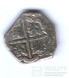 Макукин Испания 2 реала 17 век photo 2