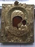 Икона Божьей Матери Казанской. 1800 год, Ярославль. photo 1