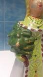 Снегурочка папье маше 22 см . photo 3