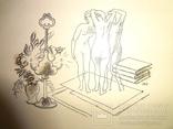 1933 Римские Элегии 500 экземпляров с офортом Игн. Нивинского Академия
