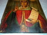 Икона Параскевы Пятницы. Размер 35-25.5-2 см. photo 4