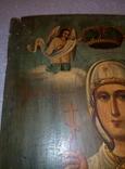 Икона Параскевы Пятницы. Размер 35-25.5-2 см. photo 5