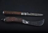Коллекционный довоенный складной нож 2 шт. Germany nr-488