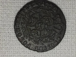Три гроша 1772 год Пoльша