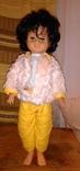 Кукла большая СССР 65 см. с открывающими глазами