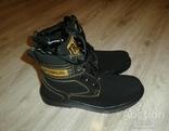 Зимние мужские ботинки Сarterpilar, 44р photo 7
