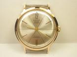 """Часы """"Poljot de luxе"""" позолота АУ20 photo 1"""