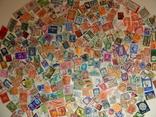 Марки разных периодов 450 шт. photo 2