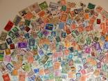 Марки разных периодов 450 шт. photo 3