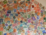 Марки разных периодов 450 шт. photo 5