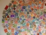 Марки разных периодов 450 шт. photo 6