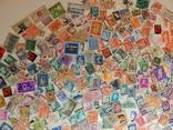 Марки разных периодов 450 шт. photo 7