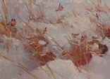 """""""Снігурі"""" п.о 20-30 см. Ступка.С photo 3"""