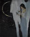 """Картина """"Линда"""", холст, масло, 130х120см photo 1"""