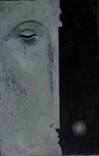 "Картина ""Зодиак"", масло, 57х33см, фото №2"