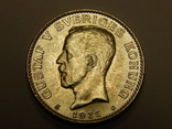 1 крона, 1936 г Швеция photo 2