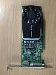Видеокарта Nvidia Quadro 600 1Gb