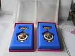 Медаль Шахтерская слава 2 и 3 степень Украина, фото №4