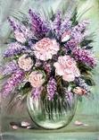 Цветы.автор Величко(Ушакова)