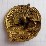 Отличник Наркомтанкопрома СССР photo 4