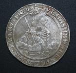 Талер Wladyslaw IV 1637г. (Город Торунь). Степень редкости R-3 (VFIII)