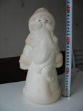 Дед Мороз пластмассовый