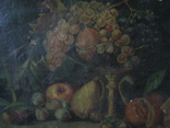 Натюрморт.,х.м. 48х69 см.(под реставрацию) photo 6