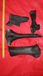 Огромные окаменелые кости
